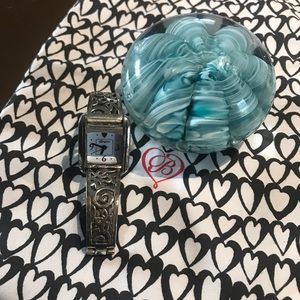 Brighton Amalfi  Watch Bracelet New Battery